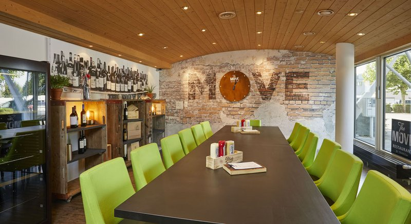Restaurant The Move by Transfair - Uetendorf (CH) 1